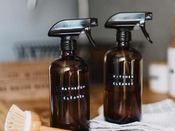 Zelf milieuvriendelijke schoonmaakmiddelen maken – recepten