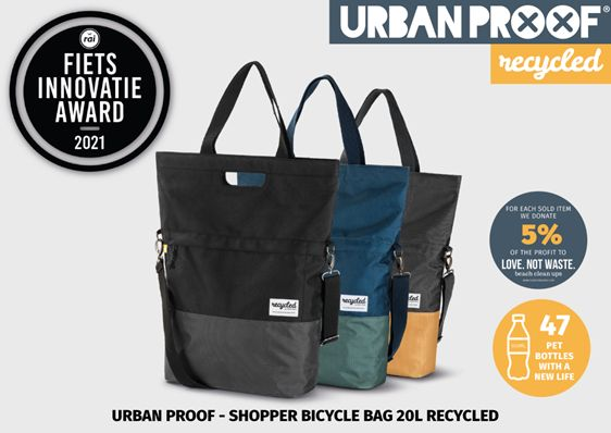 Urban Proof is winnaar van de Fiets Innovatie Award!