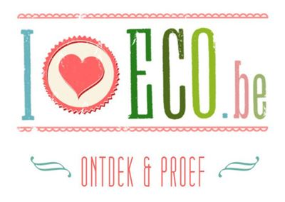 I love Eco over tochtje Amsterdam