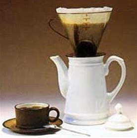 Regulierung von Kaffeemaschinen