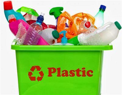 Het is echter wel belangrijk om door te gaan met gescheiden inzameling van plastics