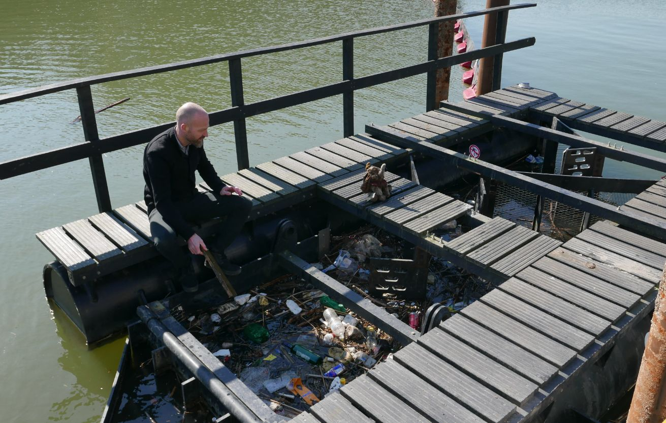 CLEAR RIVERS recyclet het plastic uit Nederlandse rivieren