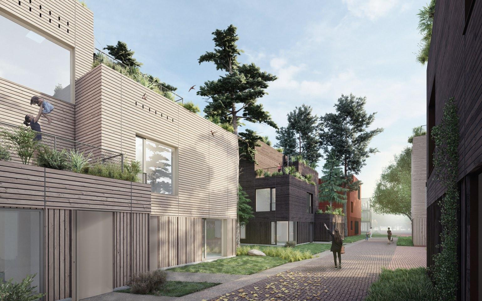 De duurzaamste wijk van Europa komt in Nederland