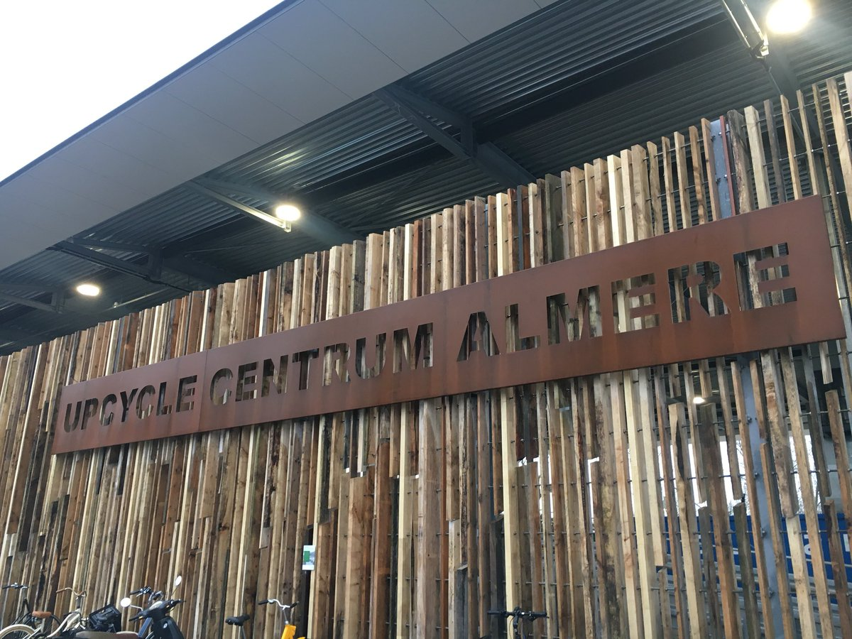 Upcyclecentrum Almere