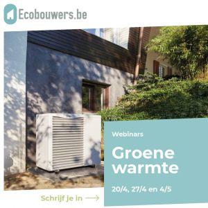 hoe kies je voor groene warmte in jouw woning?